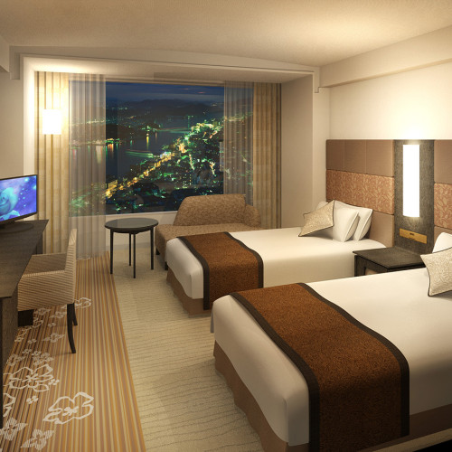 '08 ホテル