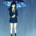 傘のウラは、晴れバレ。